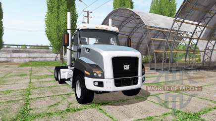Caterpillar CT660 для Farming Simulator 2017