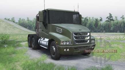 Iveco PowerStar для Spin Tires