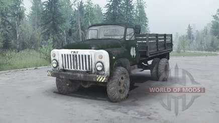 ГАЗ 53 4x4 для MudRunner