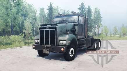 Western Star 4900 для MudRunner
