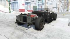 Burnside Special rat rod v2.1 для BeamNG Drive