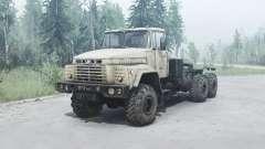 КрАЗ 260В для MudRunner