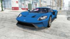 Ford GT 2017 для BeamNG Drive