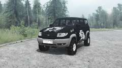 УАЗ Патриот (3163) 2005 для MudRunner