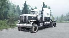 Peterbilt 379 6x6 для MudRunner