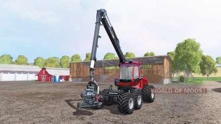 Komatsu 941 для Farming Simulator 2015