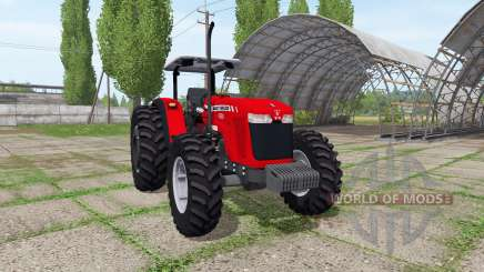Massey Ferguson 4299 v2.0 для Farming Simulator 2017