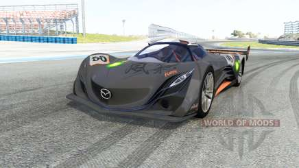 Mazda Furai concept 2008 для BeamNG Drive