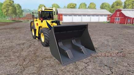 Volvo L180F v3.1 для Farming Simulator 2015