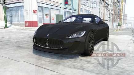 Maserati GranTurismo MC Stradale для BeamNG Drive