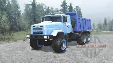 КрАЗ 63221 для MudRunner