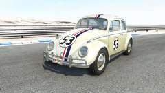 Volkswagen Beetle 1963 для BeamNG Drive