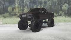 Toyota Hilux Single Cab 1994 v1.1 для MudRunner
