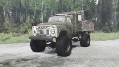 ГАЗ 52 4x4 для MudRunner