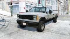 Gavril D-Series Crew Cab V10 для BeamNG Drive