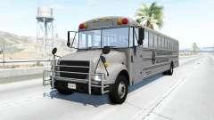 Dansworth D1500 (Type-C) state prison bus для BeamNG Drive