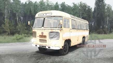 ПАЗ 3201 для MudRunner