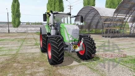 Fendt 822 Vario для Farming Simulator 2017