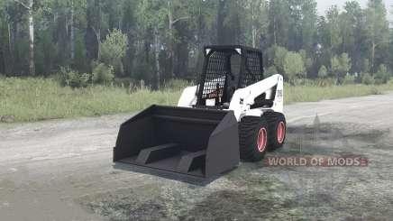 Bobcat S160 для MudRunner