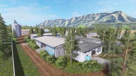 Чехия v4.3 для Farming Simulator 2017