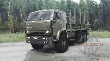 КамАЗ 5320 для MudRunner