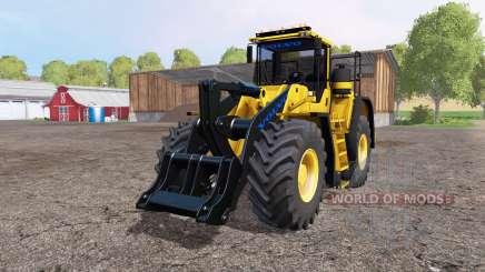 Volvo L180F v5.0 для Farming Simulator 2015