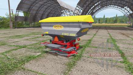 BREDAL F2WS 4000 для Farming Simulator 2017