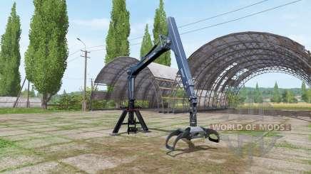 Palfinger Epsilon M80F v1.4 для Farming Simulator 2017