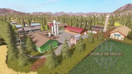 Vall Farmer multifruits для Farming Simulator 2017