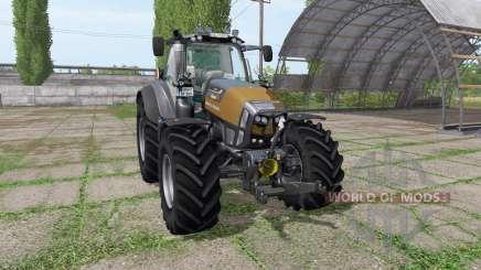 Deutz-Fahr Agrotron 7250 TTV warrior gold для Farming Simulator 2017