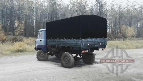 УАЗ 33036 для Spintires MudRunner