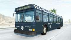 Wentward DT40L prison bus