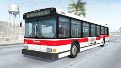 Wentward DT40L Transit для BeamNG Drive