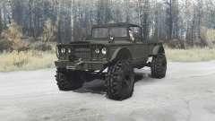 Kaiser Jeep M715 для MudRunner