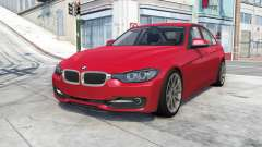 BMW 335i sedan Sport Line (F30) 2012