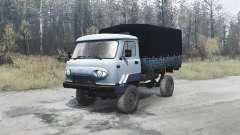 УАЗ 33036 для MudRunner