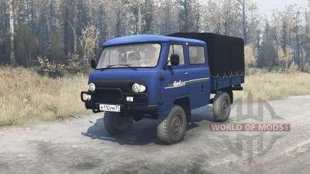 УАЗ 39094 Фермер для MudRunner
