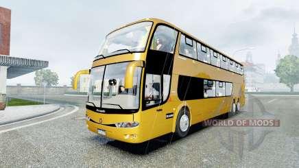 Marcopolo Paradiso 1800 DD 6x2 (G6) 2009 для Euro Truck Simulator 2