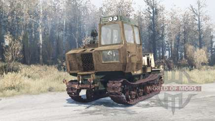 ТЛТ 100 для MudRunner