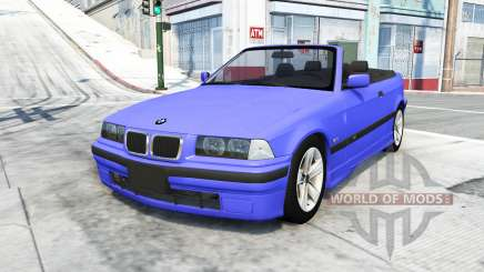 BMW M3 cabrio (E36) 1994 для BeamNG Drive