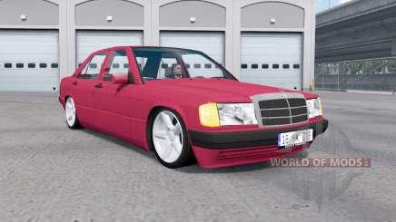 Mercedes-Benz 190 E (W201) для American Truck Simulator