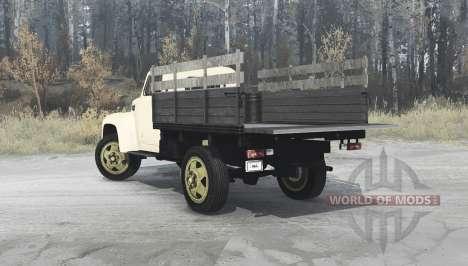 УАЗ 300 опытный 1949 для Spintires MudRunner