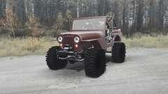 Jeep CJ-5 1954