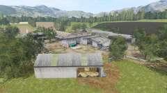 The Old Stream Farm v2.0 для Farming Simulator 2017