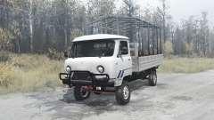 УАЗ 3303 удлинённый