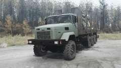 КрАЗ 7140Н6 2004 для MudRunner
