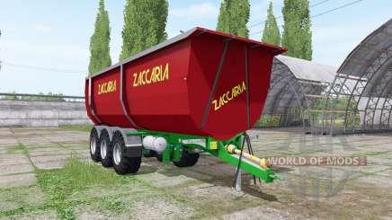 Zaccaria ZAM 200 DP8 Super Plus для Farming Simulator 2017