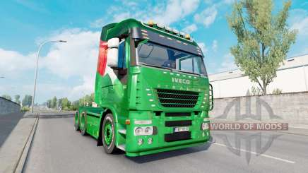 Iveco Stralis 560 2006 для Euro Truck Simulator 2