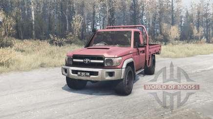 Toyota Land Cruiser 70 (J79) для MudRunner