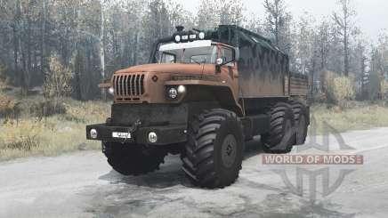 Урал 4320-60 Полярник для MudRunner